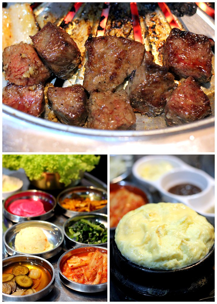 Korean BBQ Singapore: Singkoba Korean BBQ