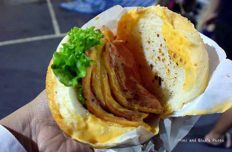 喬治速食漢堡快餐車16