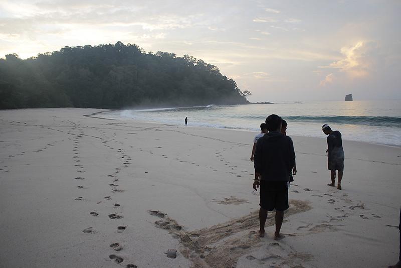 Pantai Sendiki - Kita Nikmati sendiri
