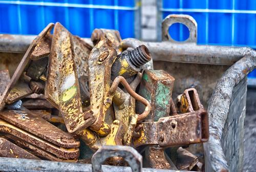 Les métaux lourds - Heavy metal