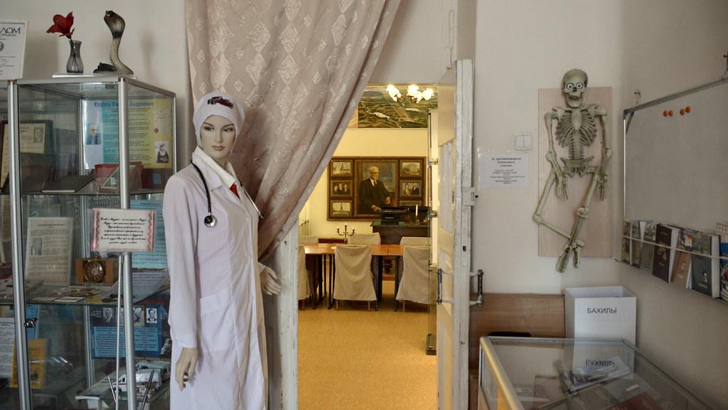 2015-04-16 Музей истории медицины