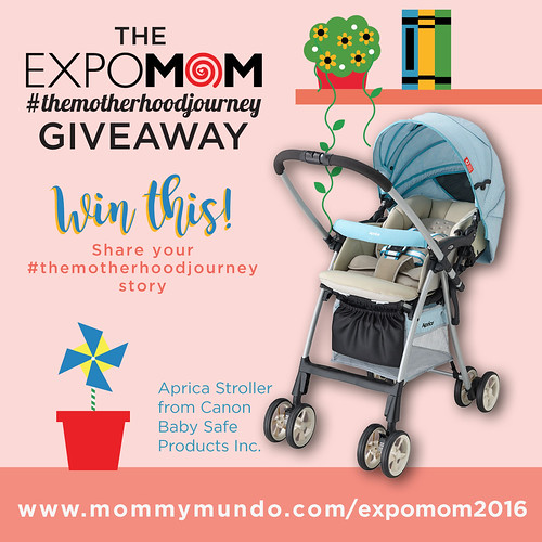Expo Mom Giveaway