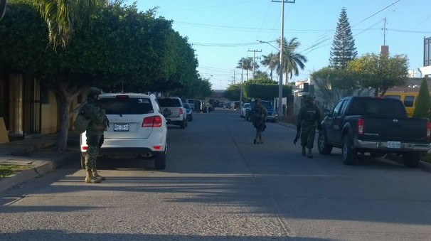 Consignan a seis detenidos en operativo contra 'El Chapo'