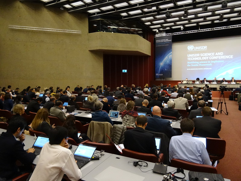 UNISDR Science and Technology Conference on the Implementation of the Sendai Framework for Disaster Risk Reductionnew album
