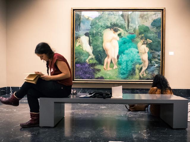 XII Dibupote. Museo de Bellas Artes de Vitoria-Gasteiz