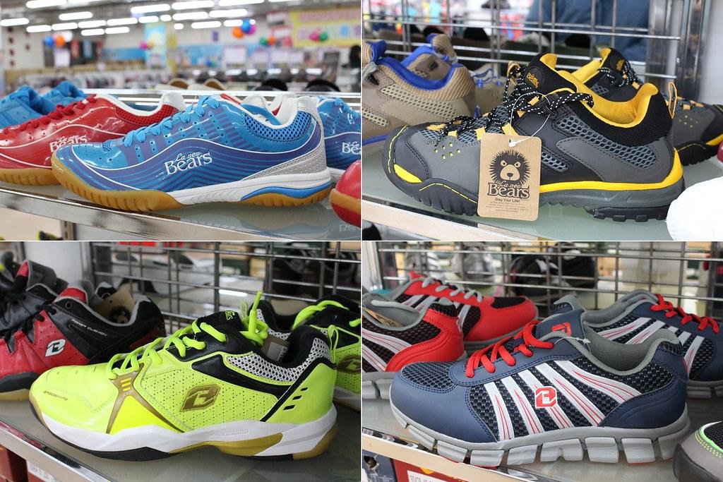 24199955323 a73dca6f2a b - 熱血採訪。台中干城特賣會搶好康,La new男女鞋、Nike等運動品牌、思薇爾內衣、精典泰迪童裝