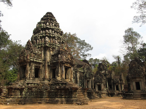 Angkor: le temple Thommanon