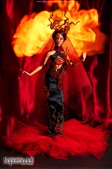 Week 12: Portraying Agni, The God of Fire: Jlo