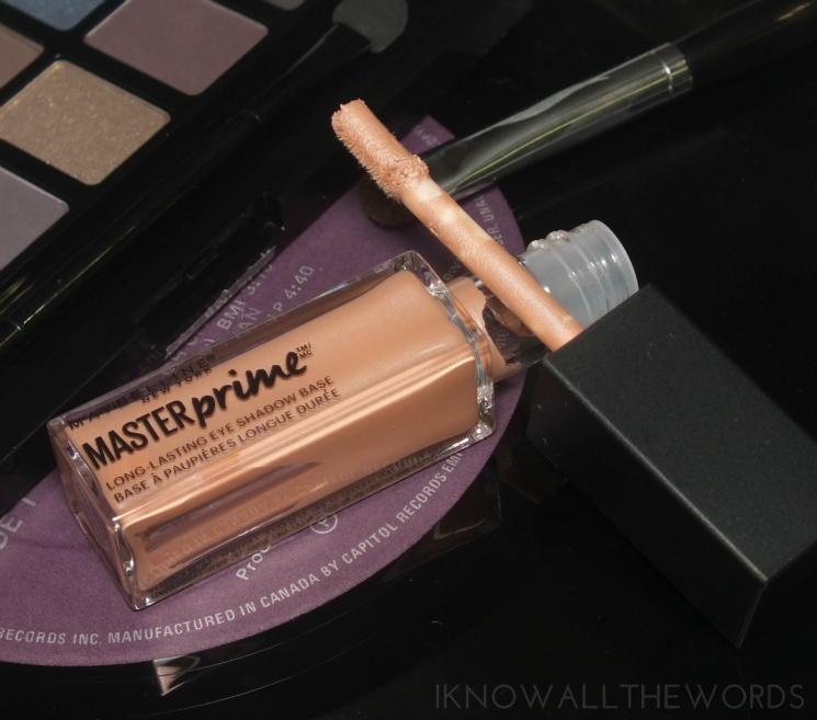 Maybelline Master Prime Eyeshadow Base- 420 Prime & Matte (1)