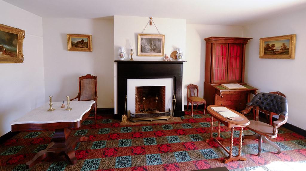 Historic Room Where Civil War Ended
