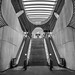 (3)No escalators: Central station in B&W, Arnhem [explored] by Simon van Ooijen