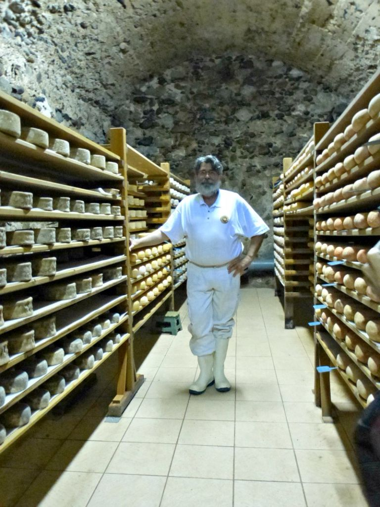 Master Cheese Maker
