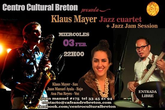 Klaus Mayer Febrero en Bretón