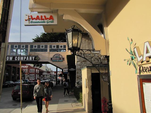 Lalla Oceanside Grill