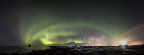Panorama of Reykjanes