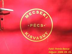 Mecseki Kisvasút Pécs