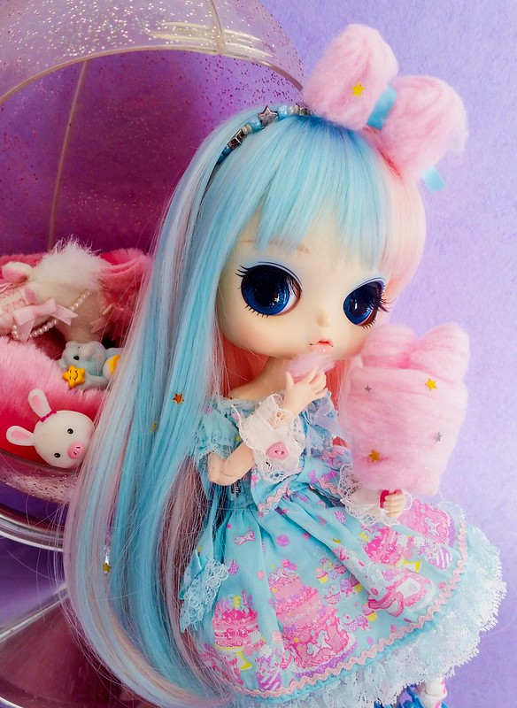 Cotton Candy #52dollphotochallenge