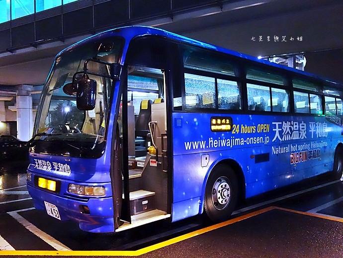 42 東京自由行推薦虎航tigerair 紅眼班機飛東京羽田初體驗 天然溫泉平和島
