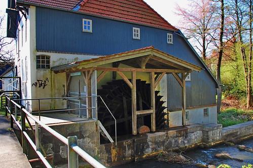 Schafflund, Wassermühle