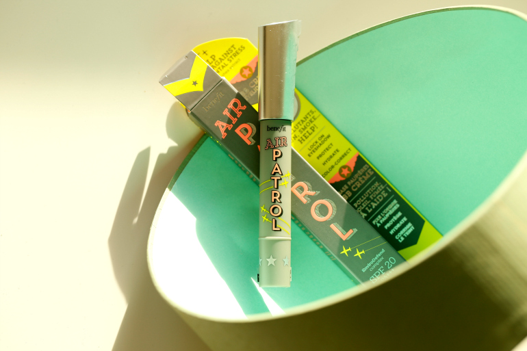 Benefit Air Patrol BB Cream Eyelid Primer / Fashion is a party