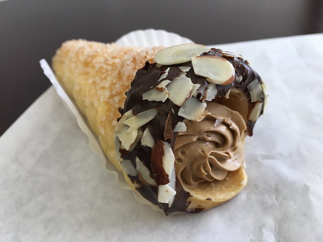 Coffee cream horn - Yummy Bakery and Cafe
