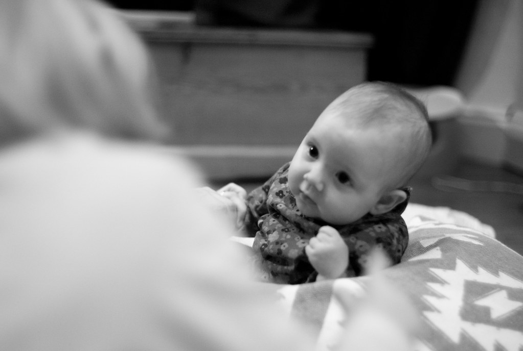 An evening at home - With a Leica M8