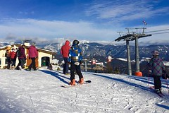 Zima, prázdniny, dovolená v Alpách - přímo na Semmeringu!