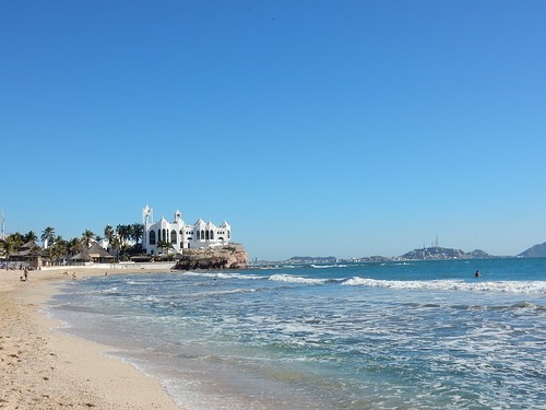 Mazatlan - kust