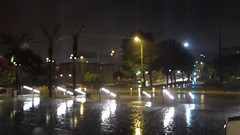 San Antonio thunderstorm