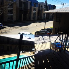 Sitting on front porch. #DowntownArlTx #frontporch #frontporchsittin #frontporchsitting
