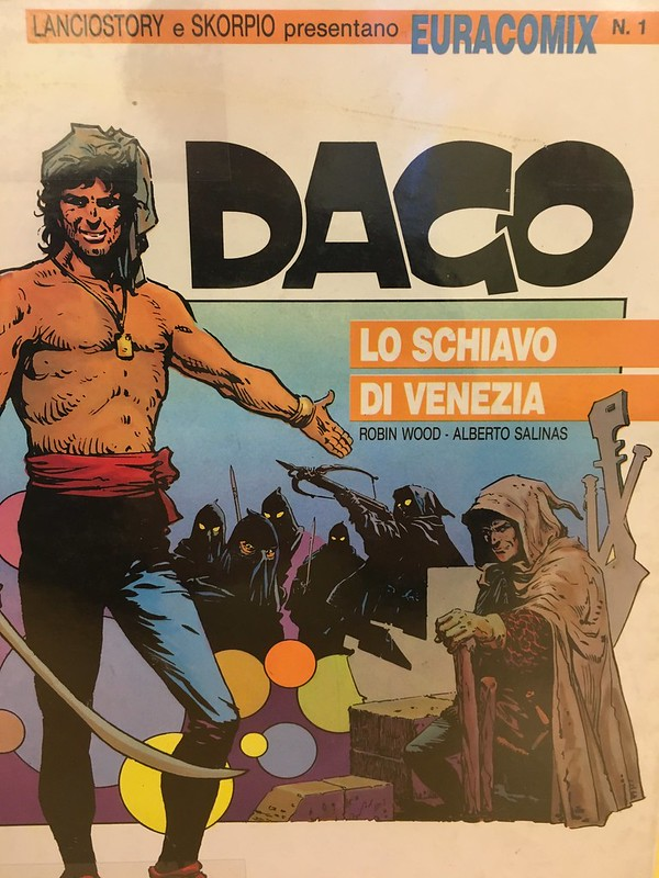 DAGO: The Comic