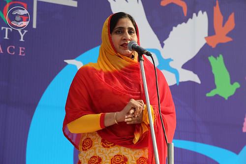 Manisha Bawa from Ghoman expresses her views