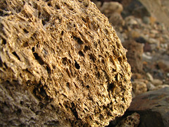 Pumice in Iceland