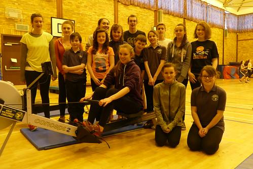 Indoor Rowing Club