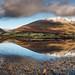 Tewet Tarn Panorama by John Ormerod