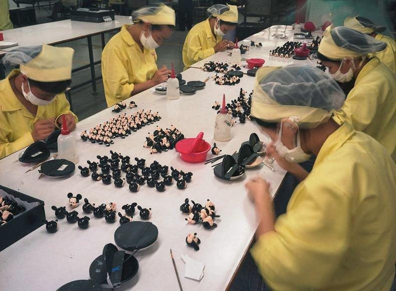 Toy Story︰中國女工與她所製作的玩具11