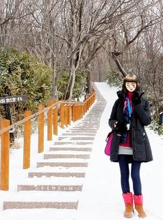 2013 日本北海道旅行之艾的秘密穿搭分享~