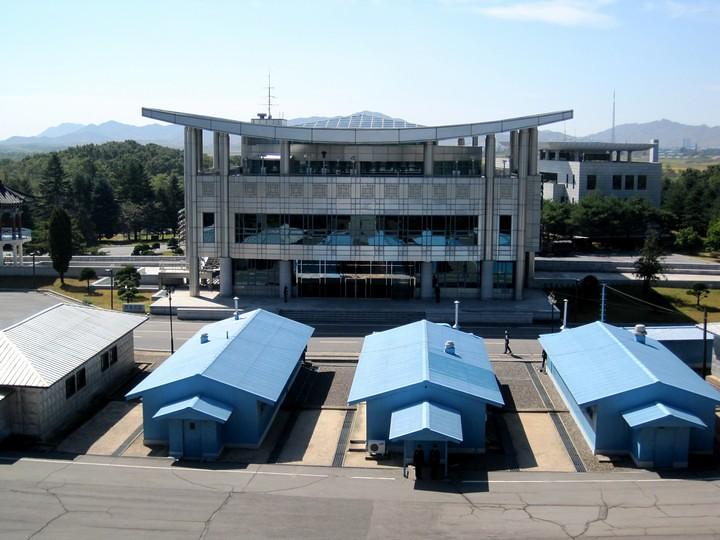 Zona desmilitarizada Corea del Norte