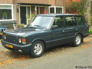 '1973' Range Rover