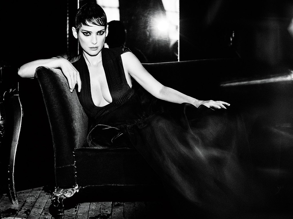 Вайнона Райдер — Фотосессия для «Interview» 2016 – 3