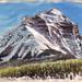 160222 Mount Temple by Vincent Desplanche