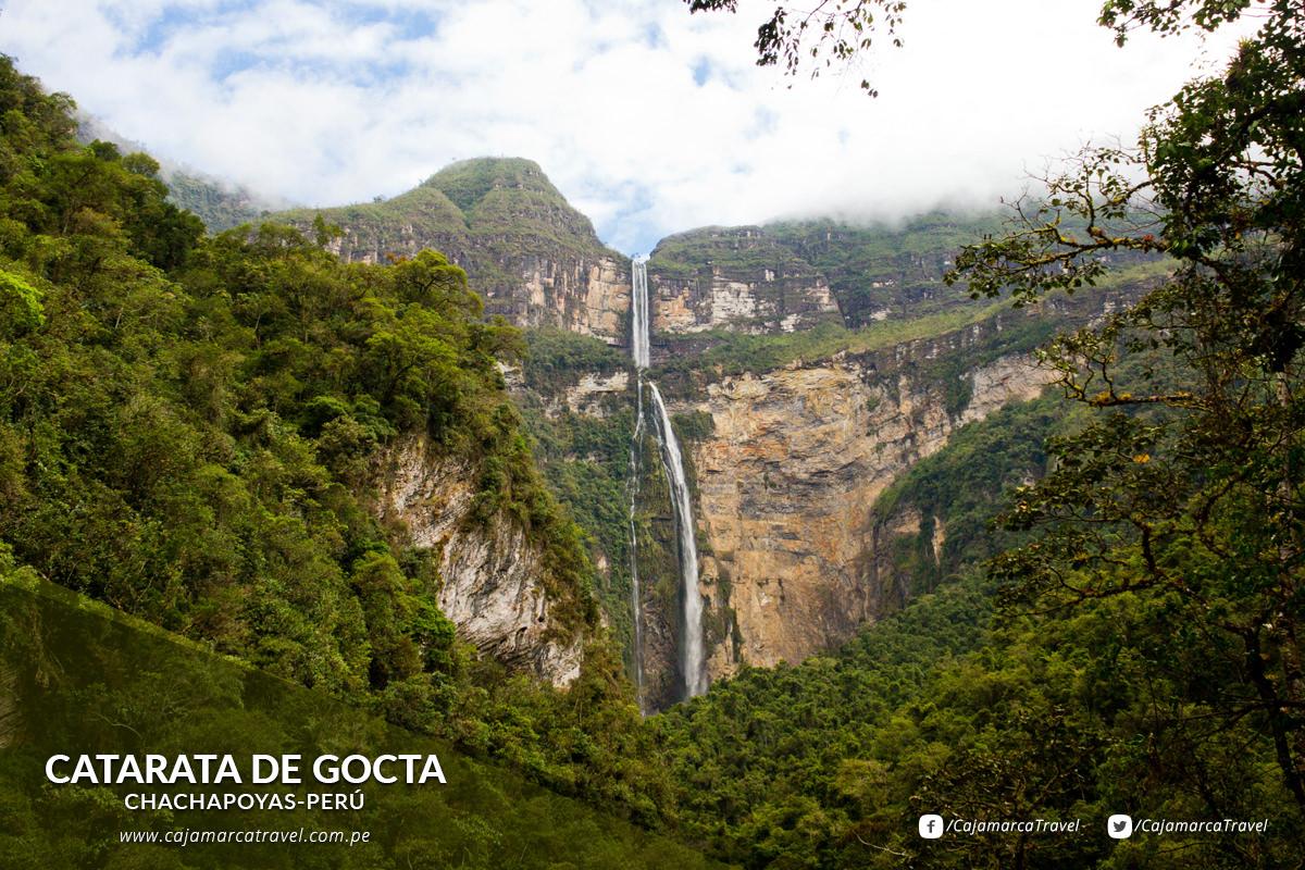 Amazonas posee las cataratas más altas del Perú, las que además figuran entre las más altas del mundo.