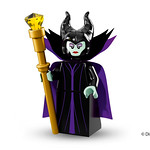 LEGO 71012 Disney Collectible Minifigures Maleficent