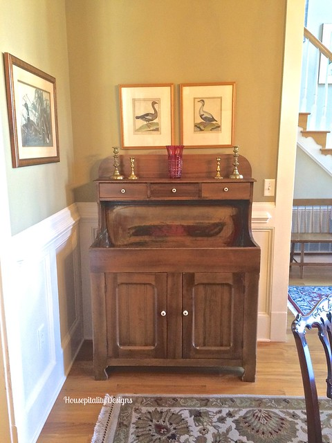 Antique Dry Sink - Housepitality Designs