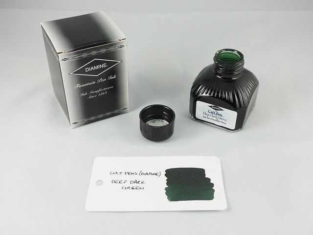 Cult Pens Deep Dark Green