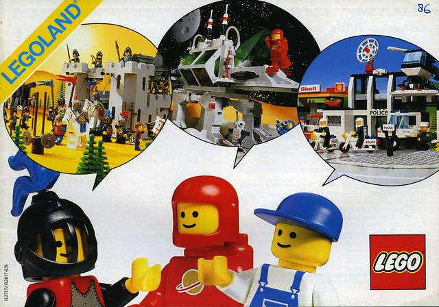 lego Panel 32X32 Selection Of Space Classic Hk
