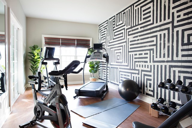 HGTV Smart Home 2016 Exercise Room