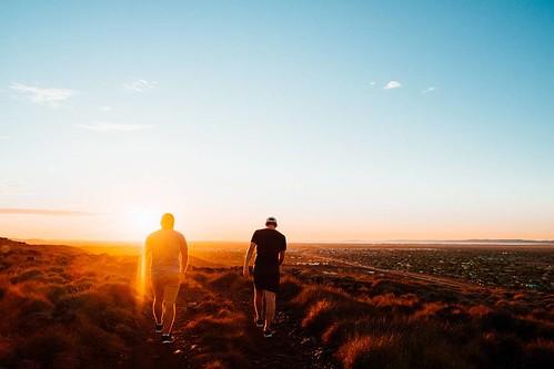 #Throwback to Pilbara sunset walks with the brothers. . . Made with my #fujixe1 and #vscofilm. . #Karratha #Pilbara #westernaustralia #seeaustralia #thisiswa #westisbest #exploreaustralia #australiagram #ig_australia #pilbaralife #pilbarapictureperfect #v