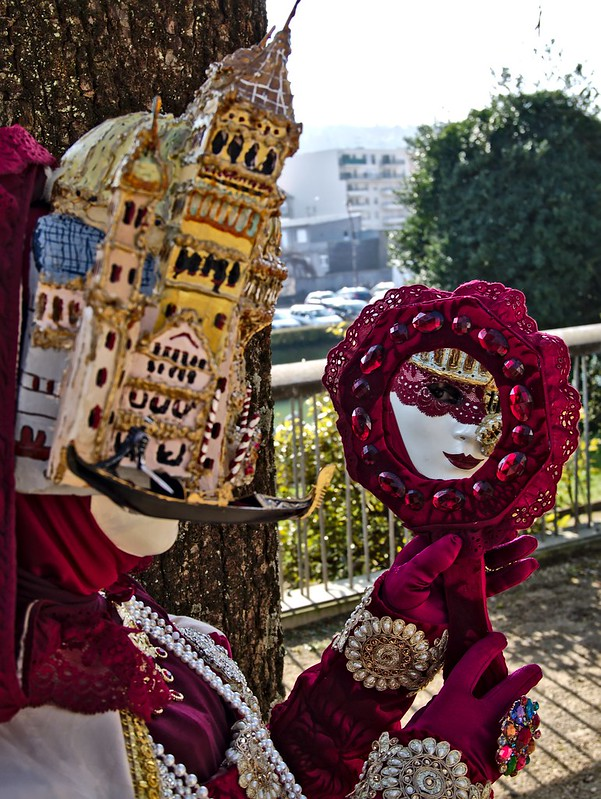 Carnaval vénitien Longwy : quelques tofs + ajouts 25785310416_a619506406_c