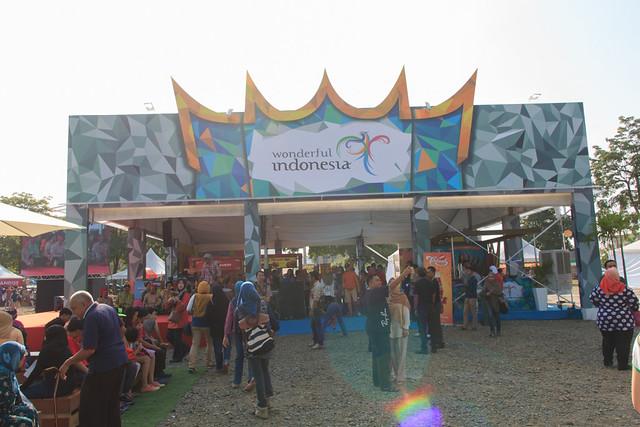 booth wonderful indonesia